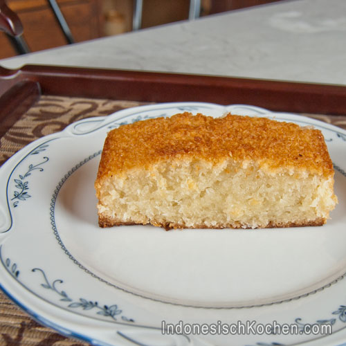 Cassave kuchen