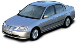 Quickie Used Car Review   Honda Civic (2001 2005)