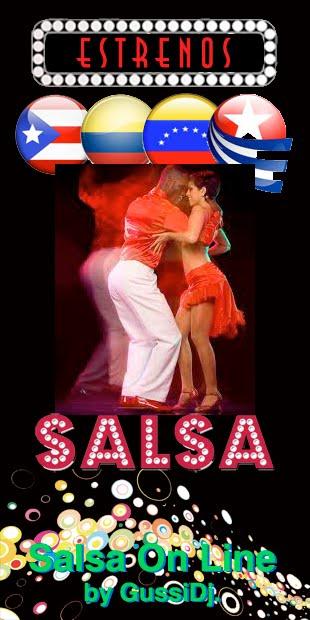JUEVES: ESTRENOS DE SALSA