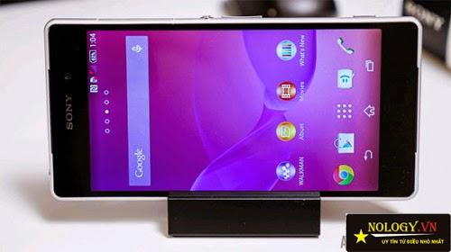 Sony Xperia Z2 Nhật Bản cách sạc nhanh