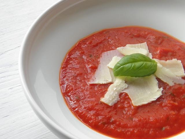 rajská polévka bez lepku bez laktózy Paleo