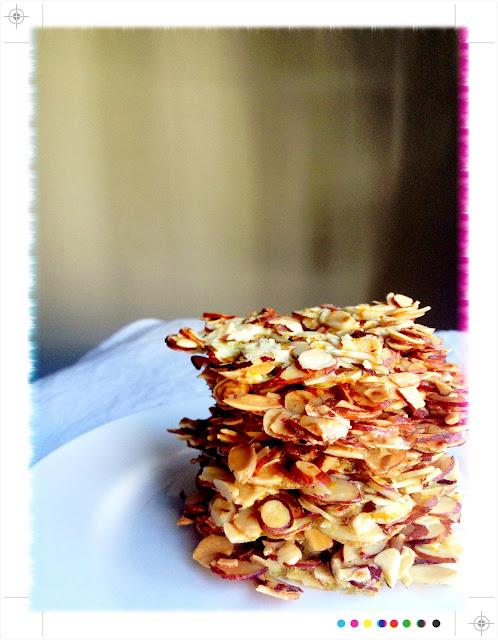 Ottolenghi Orange Almond Cake