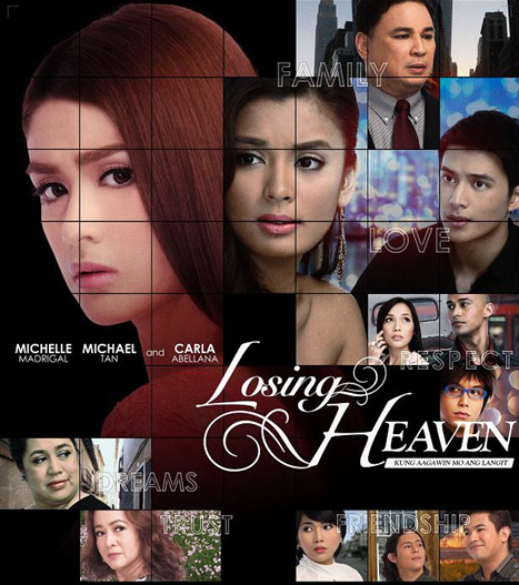 Xem Phim Thin ng Lc Li (philippines) Tp 1A | Watch Losing Heaven - Kung Aagawin Mo Ang Langit Episode 1A Online