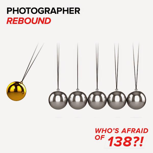 Photographer - Rebound - Single Cover