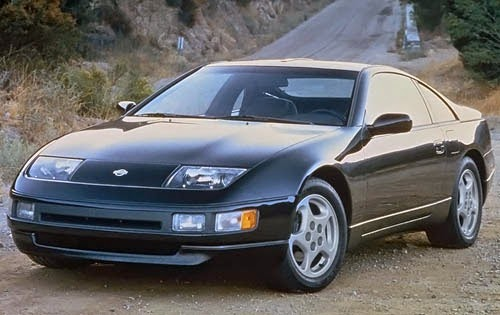 Nissan 300ZX locksmith Seattle