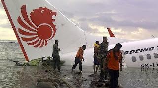 Kepala dan Sebagian Badan Lion Air Berhasil Dievakuasi