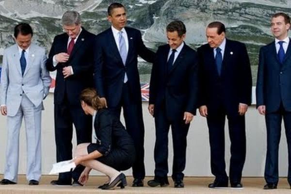 Mientras tanto en la pol tica internacional taringa for La politica internacional