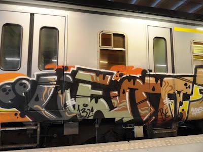 VENT graffiti