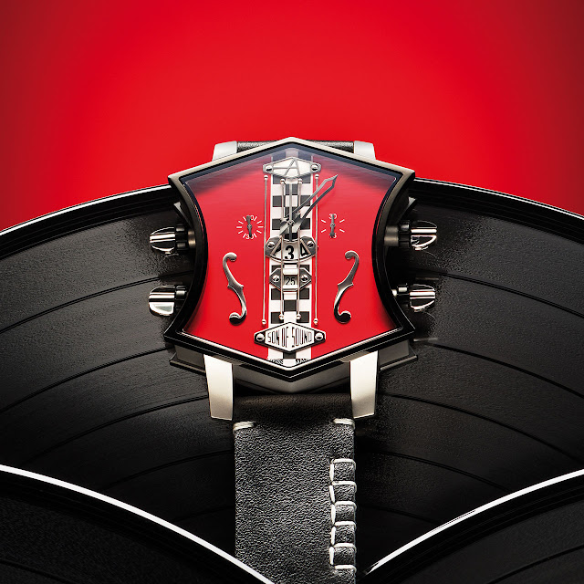 Artya Son of Sound Guitar Race Mechanical Watch