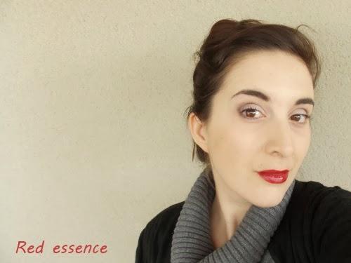 sephora rouge infusion red essence, lip ink sephora red essence, sephora encre à lèvres red essence, blog sephora