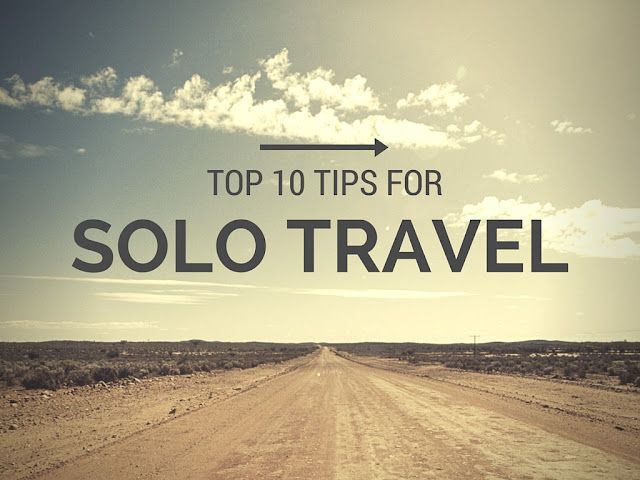 Top 10 Tips for Solo Travel - I Heart Cosmetics