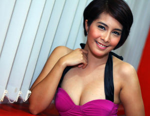 Diana Puspita Bintang Iklan Seksi Hot