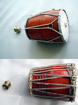 Gubgubi, khamak or as Nabani Das renamed the Traditional Baul Mystic Drum..Ananda Lahari
