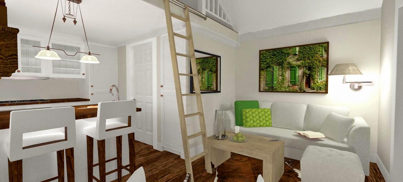 Den vita drömgården: 25 kvadratmeter bygglovsfritt