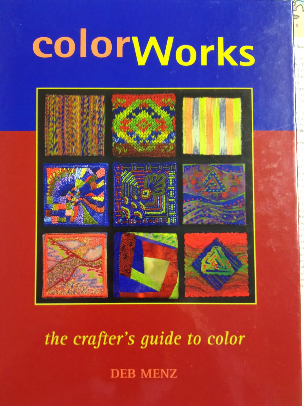 http://www.amazon.de/Color-Works-The-Crafters-Guide/dp/1931499470/ref=sr_1_2?ie=UTF8&qid=1390678790&sr=8-2&keywords=color+works