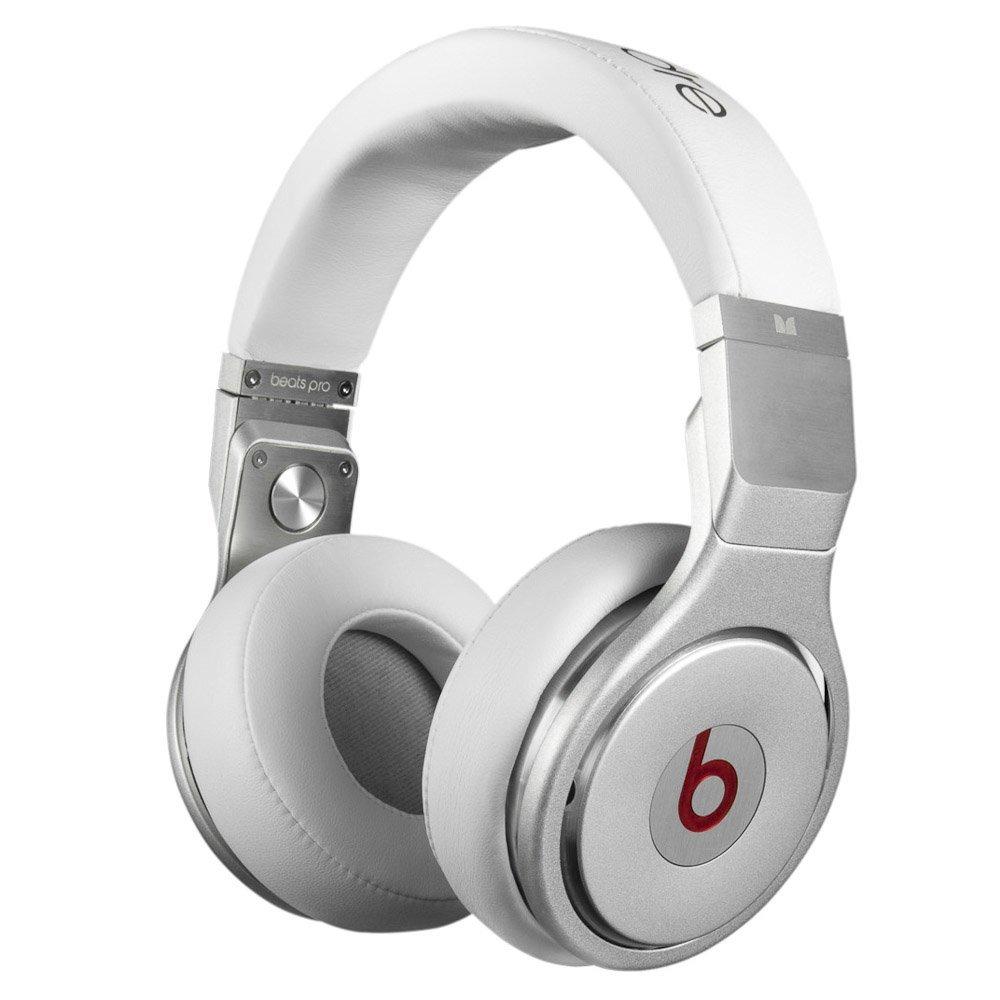 Headphones Wallpaper: White Headphones