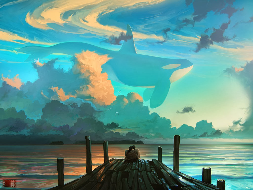 Rhads's artwork