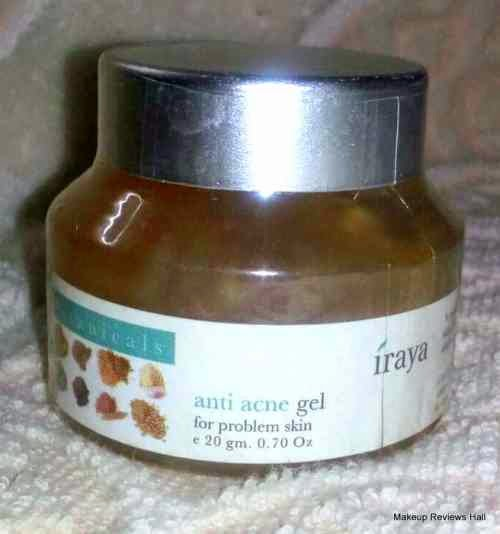 Iraya Anti Acne Gel