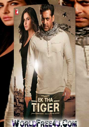 Poster Of Ek Tha Tiger (2012) All Full Music Video Songs Free Download Watch Online At worldfree4u.com