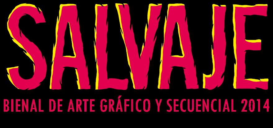 SALVAJE Bienal de Arte Gráfico y Secuencial