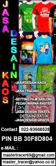 jasa desain kaos | desain batik