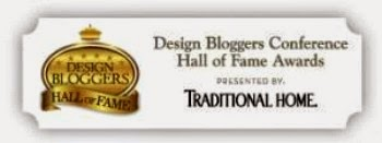 DESIGN BLOG NOMINEE & FINALIST IN MY CATEGORY!