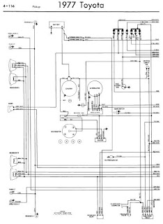 1977 toyota pickup wiring diagram wiring diagram for light switch u2022 rh lomond tw