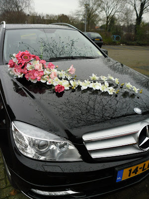 Bridal Requirements - Wedding Car Flower Decoration Collections 2013