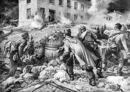 Резултат с изображение за Жабокрекската бойна операция.