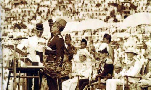 malaysia merdeka history