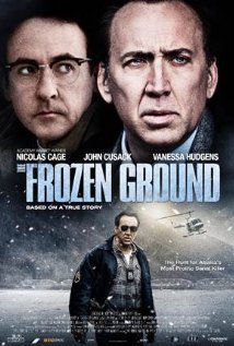 capa - Filme The Frozen Ground WEBRip - Legendado + RMVB