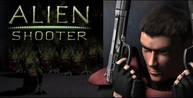 alien shooter apk android offline mod