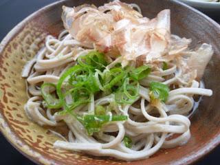 Echizen Sakai Karami-Soba 越前坂井辛み蕎麦