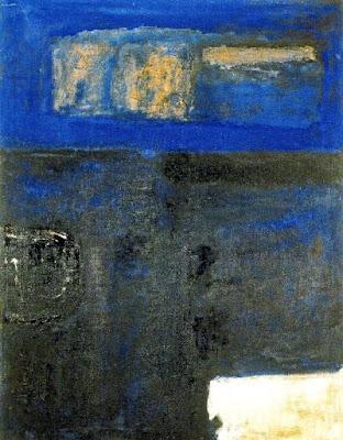 Blau profund (Albert Ràfols-Casamada)