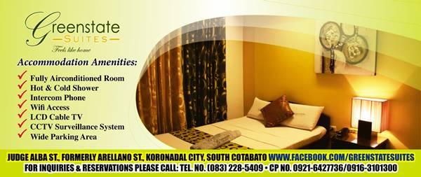 greenstate suites city of koronadal southcotabato org