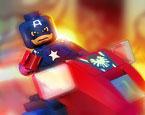 Lego Yenilmezler Kaptan Amerika Yeni