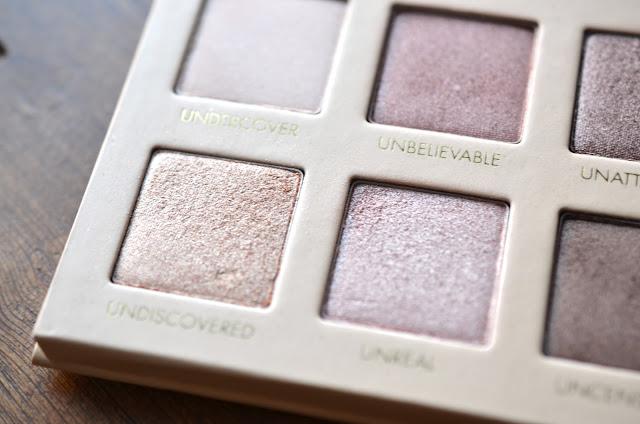 Lorac Unzipped Eyeshadow Palette