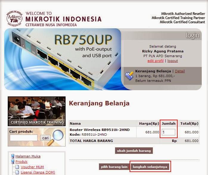 Cara Membeli Mikrotik dari Mikrotik.co.id – Pusat Pengetahuan
