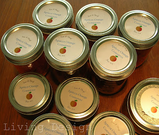 apricot jam canning