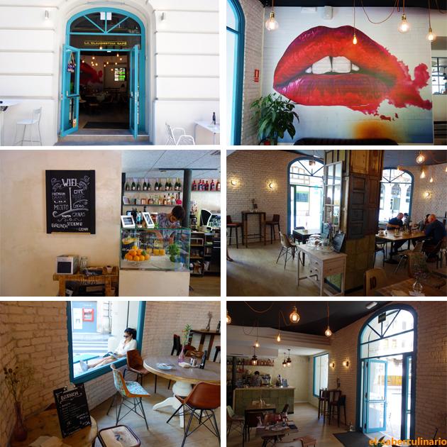 La clandestina cafe-bistro-bar-copas en Zaragoza