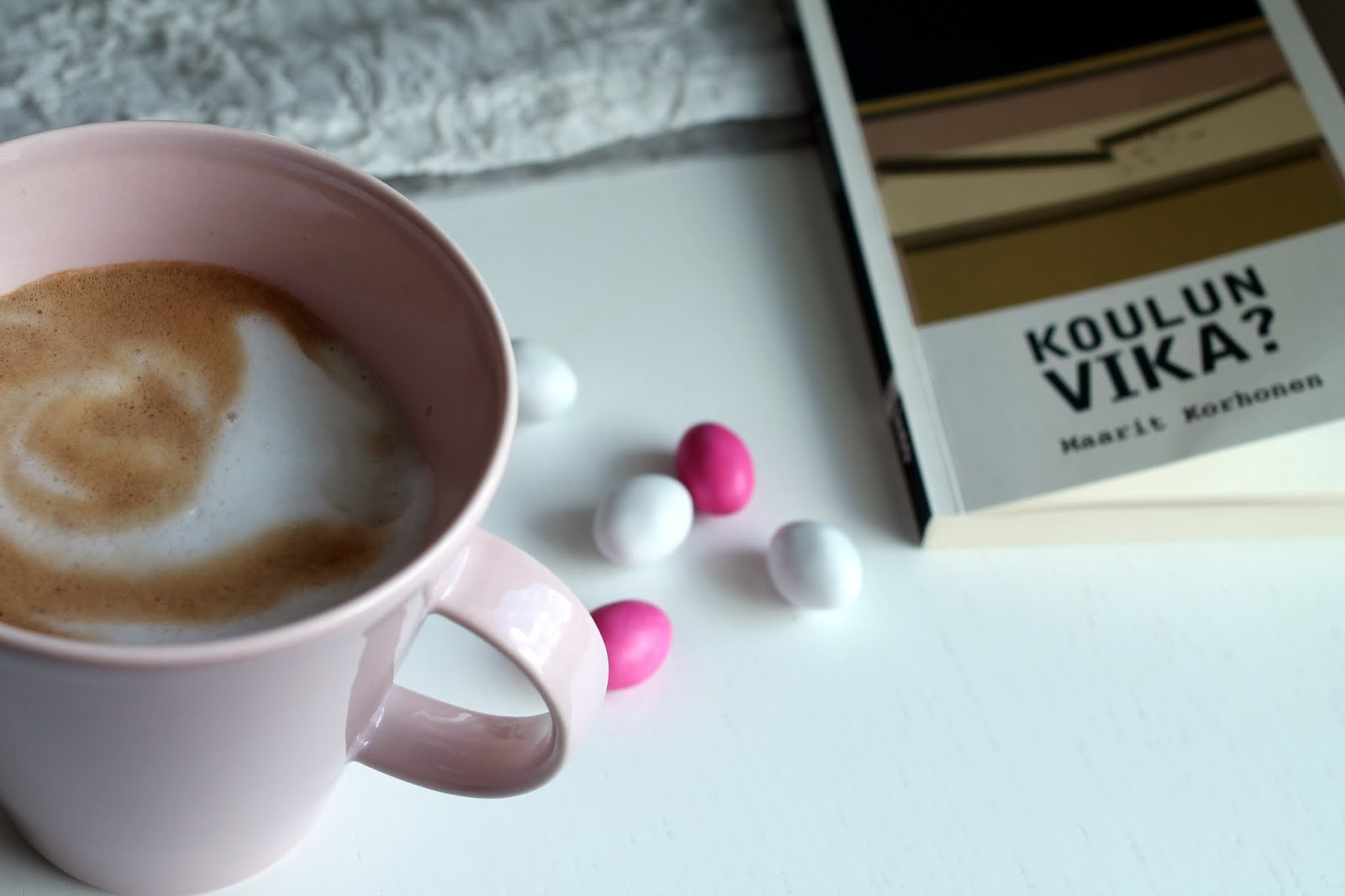 koulun vika korhonen kotitekoinen cappuccino