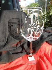 Incido su commissione il vetro: bicchieri, vasi, finestre, specchi, ecc Clicca la foto