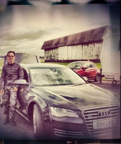 Joe Taslim Dalam Film Fast And  Furious 6