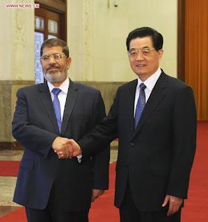 Morsi y Juntao