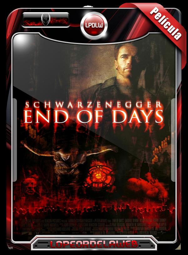 End Of Days | El Fin de los Días (1999) Arnold Schwarzenegge