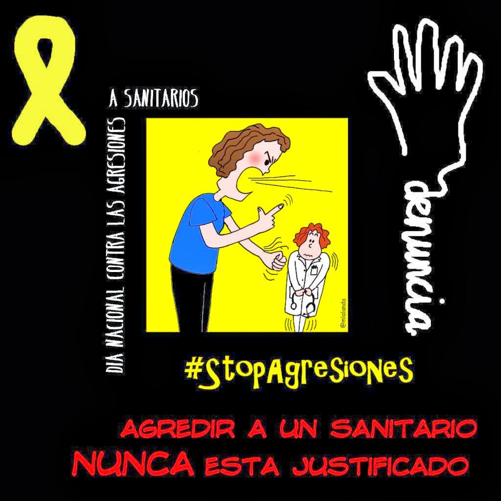 #StopAgresiones