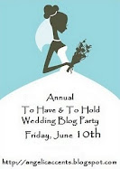 2nd Annual Wedding Blog Party