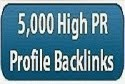 Get 5000 Backlinks free