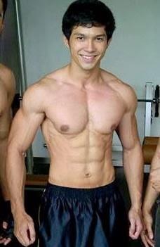 Nikki Frazetta Body Muscle