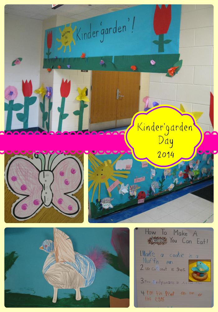 Crayons cuties in kindergarten kinder 39 garden 39 day 2014 for Kinder gardine
